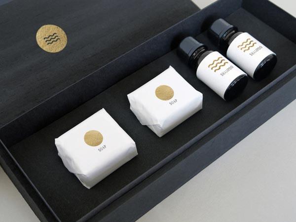 Moon Water - Package Design by Shou-Wei Tsai