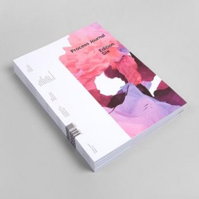 Process Journal - Design Publication by Studio Hunt