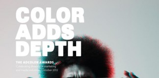 "QuestLove Print - Pro Bono Campaign for Ad Color ""Color Adds Depth"""