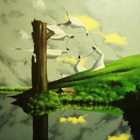 Acrylic Paintings by Rom Villaseran