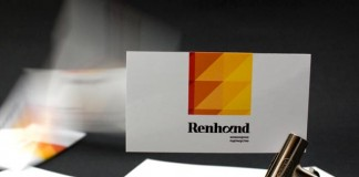 Renhand Corporate Design and Brand Identity by Higher