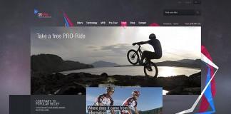 SKbike - Web Design by East2go