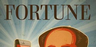 Steve Maobs - Unused Fortune Magazine Cover Illustration by Alex Varanese