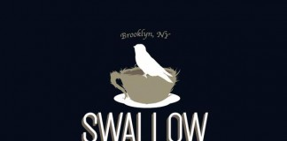 Swallow Cafe Logo Design by No Entry Design