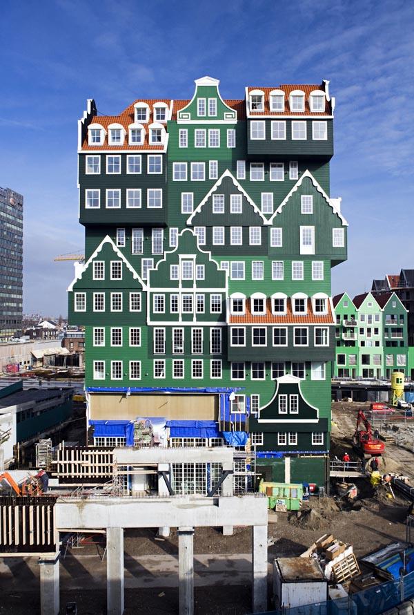 Inntel Hotel Amsterdam Zaandam By Wam Architecten