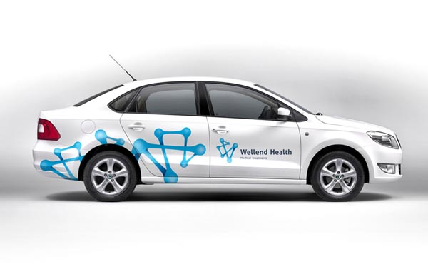 Wellend Health Car Design by Vision Trust