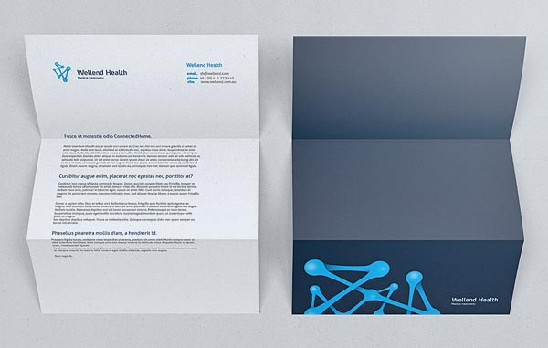 Wellend Health Stationery by Vision Trust