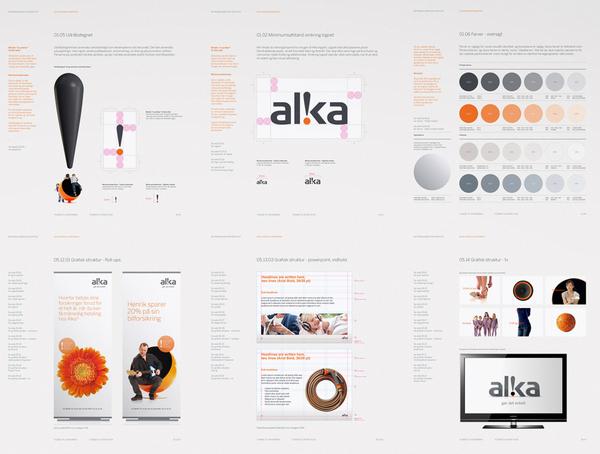 Alka Insurance - brand design