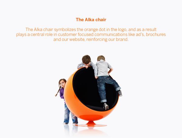 Alka Insurance - corporate symbolism