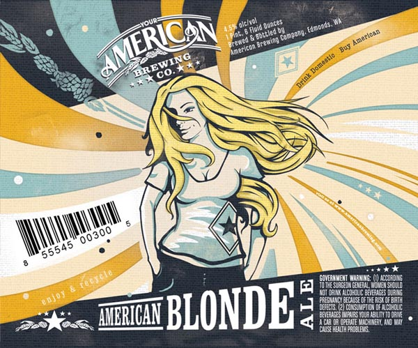 American Brewing Company - Blonde