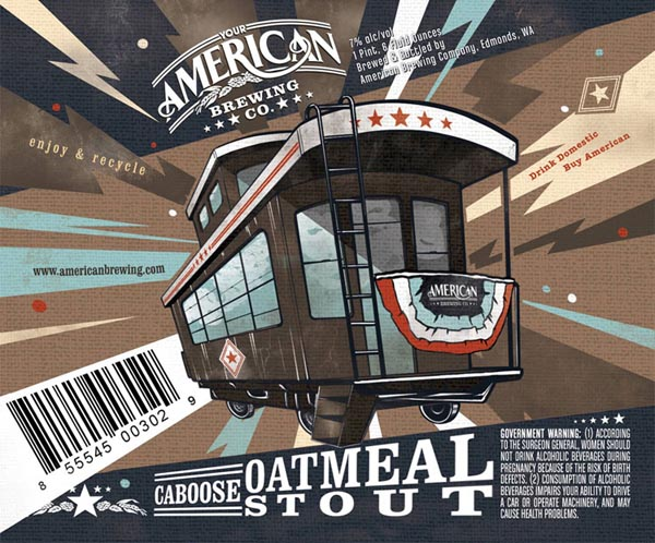 American Brewing Company - Oatmeal Stout
