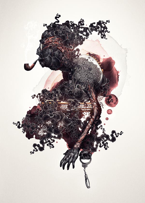graphic artworks by diftype aka niklas lundberg