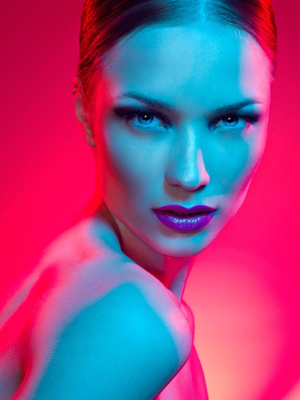 Beauty And Fashion Portraits By David Benoliel Photography
