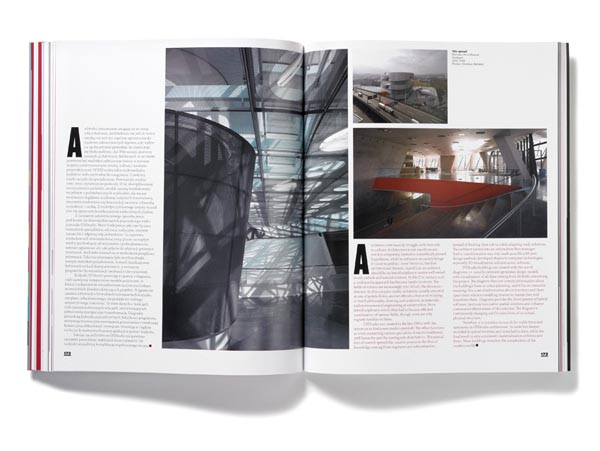Futu Magazine Editorial Design and Art Direction of Issue 6 by Matt Willey