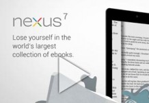 Google Nexus Playground Motion Graphics