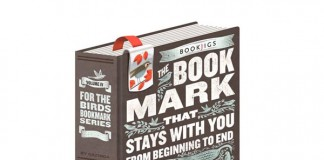 Illustrated Bookjigs by Modern8