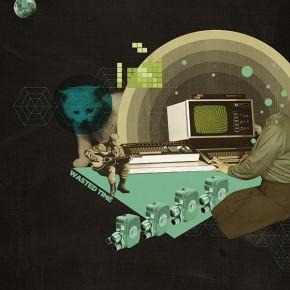 Illustration by Mika Mäkinen for Lux Web Magazine