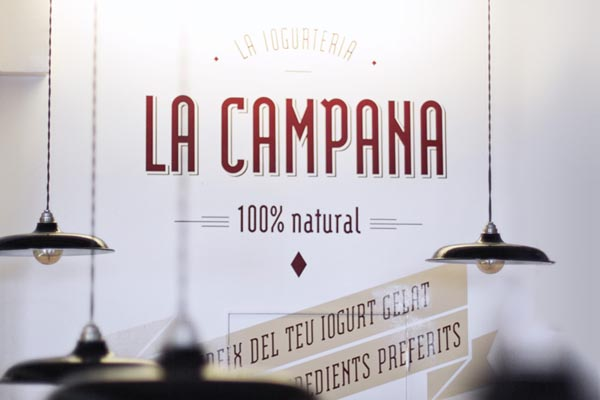 La Campana Branding by Comité Graphic Studio