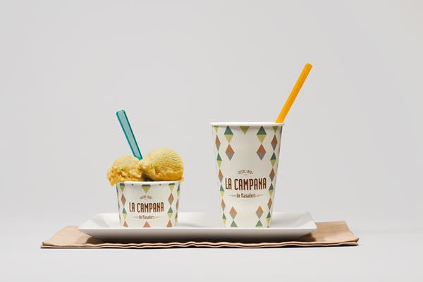 La Campana Package Design and Rebranding by Comité Graphic Studio