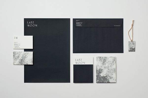 Last Moon Visual Identity Design by Tomas Sabbatucci