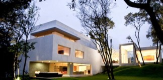 Luxurious Residence - Cañada House in Santa Cruz Atizapán, Mexico