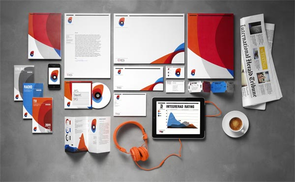 MTG Media - Visual Identity by Design Studio Bold