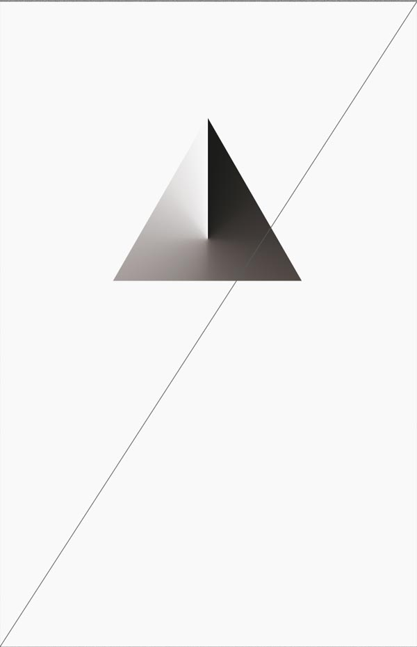 Minimal Graphic Art of Geometric Shapes by ngrafik