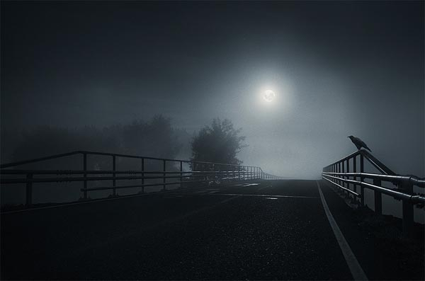 Night Landscape Photography by Mikko Lagerstedt