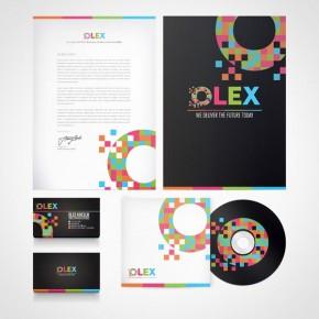 OLEX Personal Identity Design by Lemongraphic