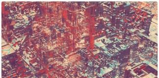 Pixel City II 01 - Experimental Digital Illustration by Atelier Olschinsky