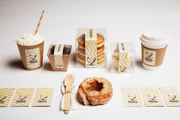 Provo Bakery Brand Design By Elyse Taylor
