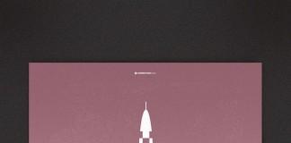 Rocket Poster Illustration by Agreestudio