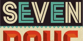 Seven Days - Typographic Illustration by Sam Bevington