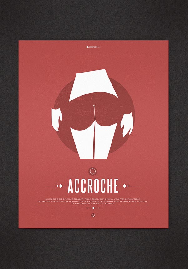Sexy Poster Design by Agreestudio