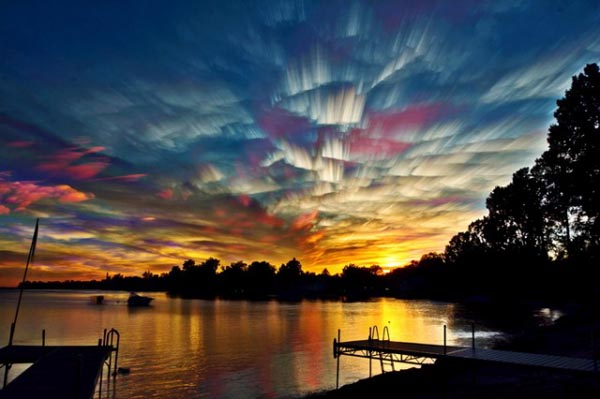 Time Stacks - Timelapse Sky and Lake Photography by Matt Molloy