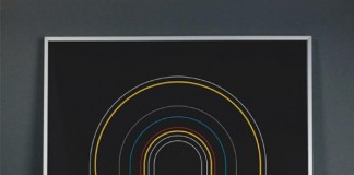 Velo - Minimalist Graphic Cycling Poster Design