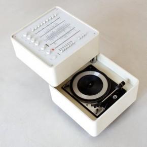 Wega 3300 Hi-Fi System by Verner Panton