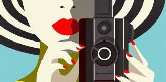 AFAR Magazine - The Cruise Illustration Series by Malika Favre