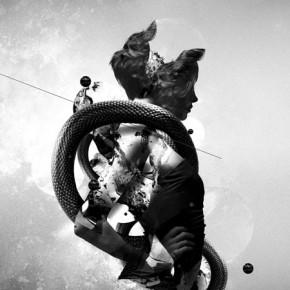 Digital Artworks by Pierre Doucin