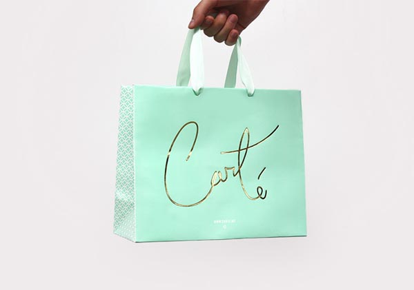 Carté - Bag Brand Design by Firmalt