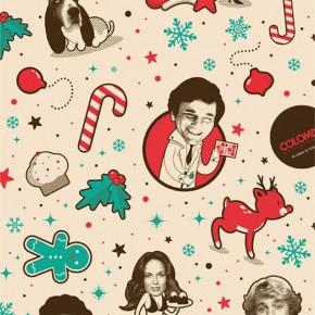 Christmas promo for Fox Retro from 2010
