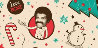 Christmas promo for Fox Retro from 2012