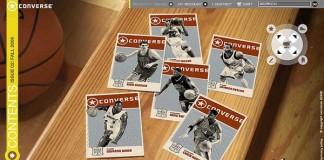 Converse Basketball - Interactive Web Design by Bruce Yan