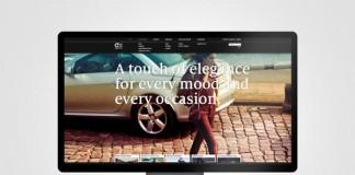Cruyff Classics brand website design by SuperBruut