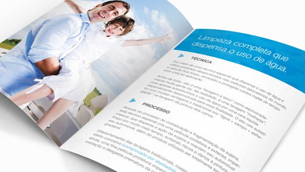 Eco Clean - Brochure Design by Walter Mattos