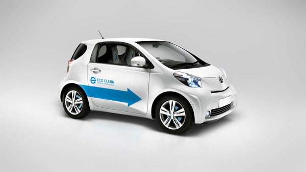 Eco Clean - Corporate Car Design