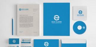 Eco Clean - Visual Identity Design by Walter Mattos