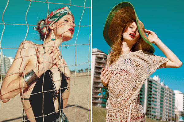 Summer Fashion Photography by Gabriela Rouiller