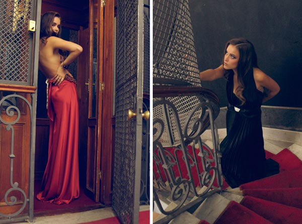 Fashion Photography by Gabriela Rouiller