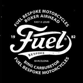 Logo Design for Fuel Motorcycles by BMD Design